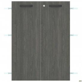 Двері SIG-711 з замком ДСП R+L SIG 11,601 791х18х1077 мм Морське Дерево Карбон
