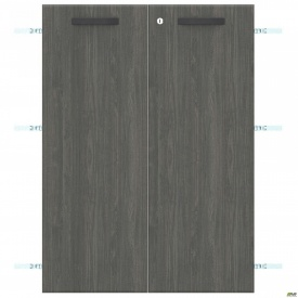 Двери SIG-711 с замком ДСП R+L SIG 11,601 791х18х1077 мм Морское Дерево Карбон