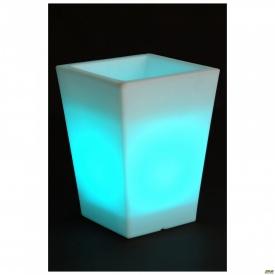 Ваза светящаяся Gleam 41x41х50 см (YXF-4155)