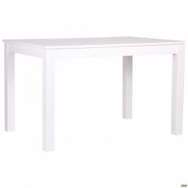 Стол обеденный раздвижной Норман белый