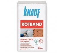 Штукатурка гипсовая Knauf Rotband 25 кг