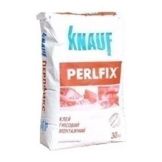 Клей Knauf Перлфікс гіпсовий 15 кг