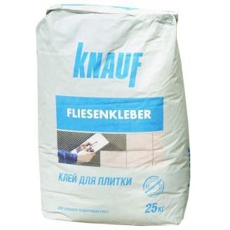 Клей Knauf Флізенклебер універсальний 25 кг