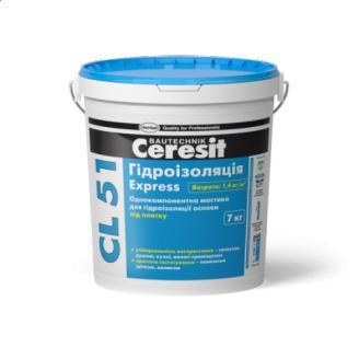 Мастика Ceresit CL 51 7 кг
