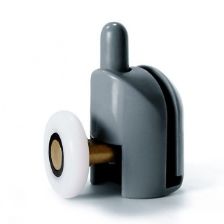Ролик Fabio одинарный нижний диаметр 23 мм