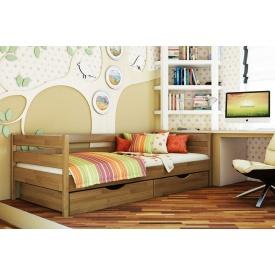 Ліжко дерев`яне Нота ТМ Естелла