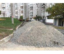 Щебенево-піщана суміш С5 0-70 мм