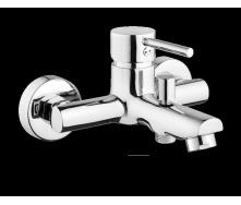Змішувач для ванни Invena DAFNI хром