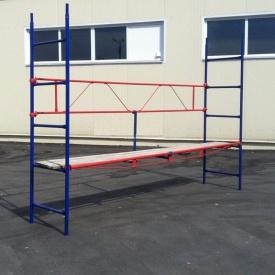 Будівельні риштування клино-хомутові 2,5х3,5м