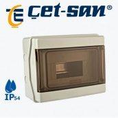 Коробка під автомат вологозахисна 9 IP54 (0580) Get-San