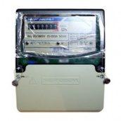 Електролічильник трифазний однотарифний ЦЕ 6804-U/1 220В 10-100А 3ф 4пр МР32 Енергоміра