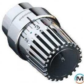 Термостатична головка Oventrop Uni LH М30х1,5 хромований з кільцем декор