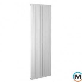Трубчатый радиатор Betatherm Blende 2 1600x394x92 мм вертикальный RAL9016 белый