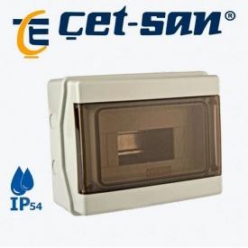 Коробка під автомат влагозащитная 9 IP54 (0580) Get-San