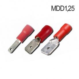 Конектор плоский МDD 1,25