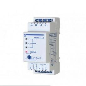 Реле напряжения и контроля фаз РНПП-311.1