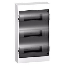 Щит распределительный навесной Schneider Electric Easy9 на 36 модулей IP40 белый двери прозрачные