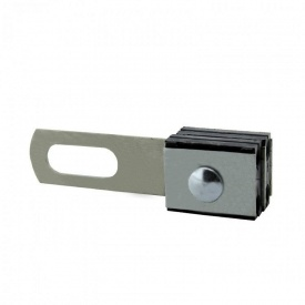 Затиск пластина натяжна анкерний 4х25-70 посилена пластина ЕН-3.5