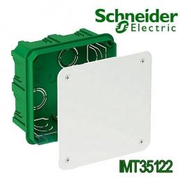 Коробка распределительная Schneider Electric для сплошных стен 100x100x50 мм 72 шт