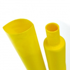 Термоусадочная трубка 4/2 HST AP-2-1 2:1 желтые