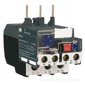 Реле РТІ-1310 електротеплове 4-6А ІЕК