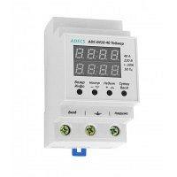 Программируемые реле времени недельного или суточного цикла ADECS ADC-0410-40