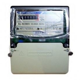 Электросчетчик трехфазный однотарифний ЭТО 6804-U/1 220В 10-100А 3ф 4пр МР32 Энергомера