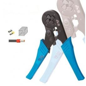 Клещи для обжима втулочных наконечников HSC8-16-4 4-16 мм2