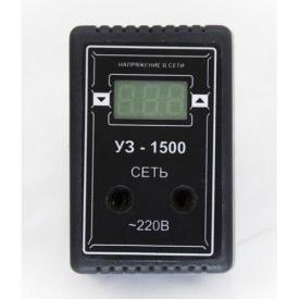 Пристрій захисту електроприладів Бар'єр УЗ-1500