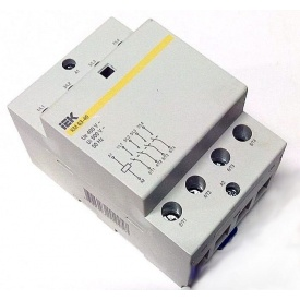 Контактор модульный КМ63-40 AC / DC ИЭК