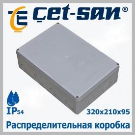 Распределительная коробка 320х210х95 Get-san IP54 2 шт