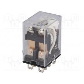 Реле промежуточное 10A LY2N-S 3 группы переключающих контактов 220В АС