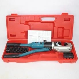 Пресс гидравлический ручной KYQ-400 с предохранительным клапаном внутри