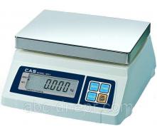 Весы настольные CAS SW (2, 5, 10, 20 кг)