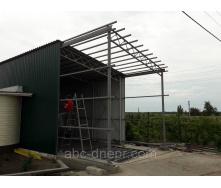Реконструкція 12 метрових механічних автомобільних ваг в 14 метрові електронні