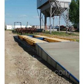 Весы автомобильные 8 метров 40 тонн ВА8-40