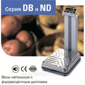 Ваги підлогові CAS DB-60H