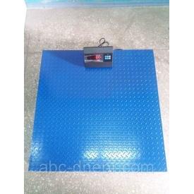 Весы платформенные 1250х1250
