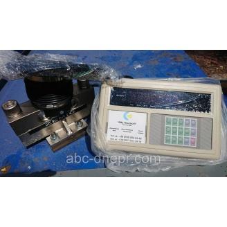 Ваговий контролер Zemic А9 для автомобільних ваг