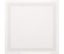 Плитка для пола InterCerama Arte 23х60 см белая (4343 132 061)