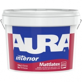 Моющаяся краска Aura Mattlatex 1л