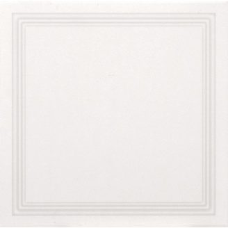 Плитка для підлоги InterCerama Arte 23х60 см біла (4343 132 061)