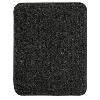 Термоковрик электрический Теплик 50х60 двухсторонний черный