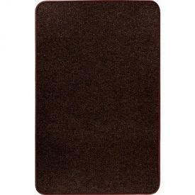 Термоковрик електричний Теплик 50х80 двосторонній темно-коричневий
