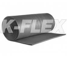 Листовая рулонная теплоизоляция K-Flex РЕ 25мм х1000х4 вспененный полиэтилен