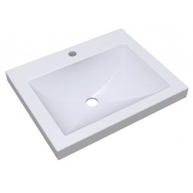 Умывальник Blanc 55 белый (Bla_55.45.130)