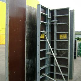 Крупнощитовая стеновая опалубка Будмайстер Hard 300х1500 мм