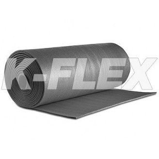 Листовая рулонная теплоизоляция самоклейка K-Flex РЕ AD 10мм х1000х10 вспененный полиэтилен