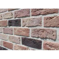 Плитка под кирпич ручной формовки искусственная Loft-Brick