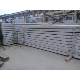 Плита дорожная ПАГ 14-20-6.5 5980х1980х140 мм